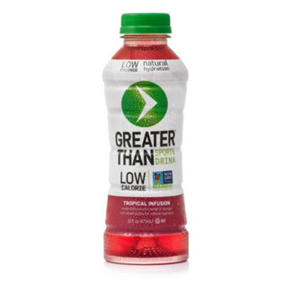 Greater Than Sports Drink Tropical Infusion