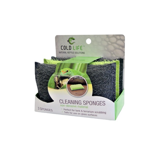 Cold Life Cleaning Sponges