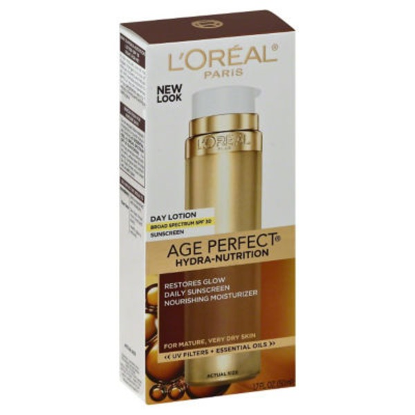 Age Perfect SPF 30 Lotion Hydra Nutrition