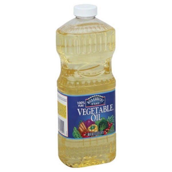 Hill Country Fare 100% Pure Vegetable Oil