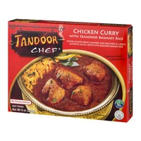 Tandoor Chef Chicken Curry with Seasoned Basmati Rice
