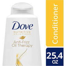 Dove Nourishing Oil Hair Care Conditioner