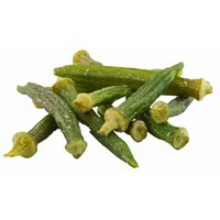 Sunrise Natural Foods Okra Chips