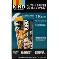 KIND Nut & Spices Bar Variety Pack