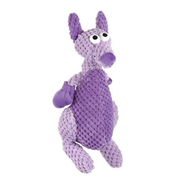 Godog Small Boxing Kangaroo Purple