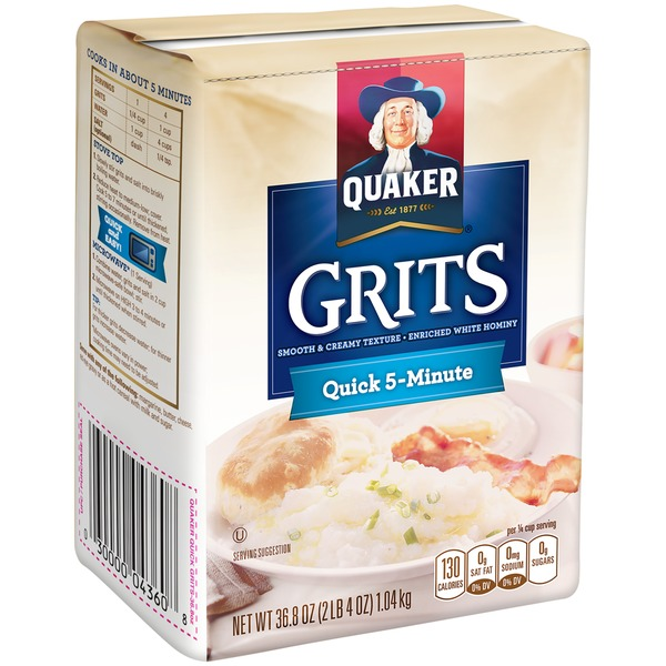 Quaker Quick 5-Minute Grits