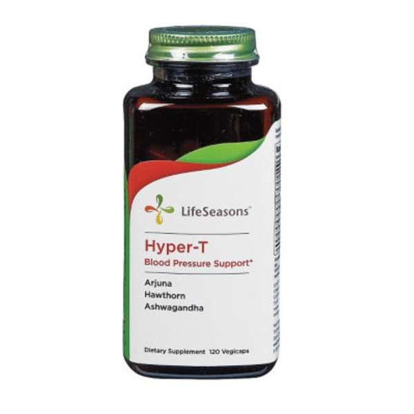 Lifeseasons Hyper T Blood Pressure Support
