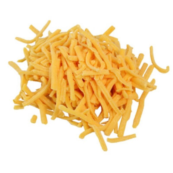 Shredded Sharp Cheddar