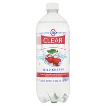 Clear American Wild Cherry Sparkling Water Beverage, 33.8 fl oz