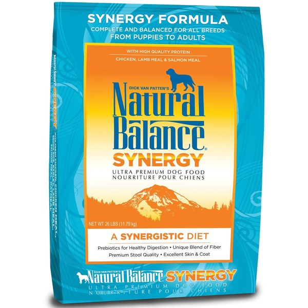 Natural Balance Synergy Ultra Premium Dog Food