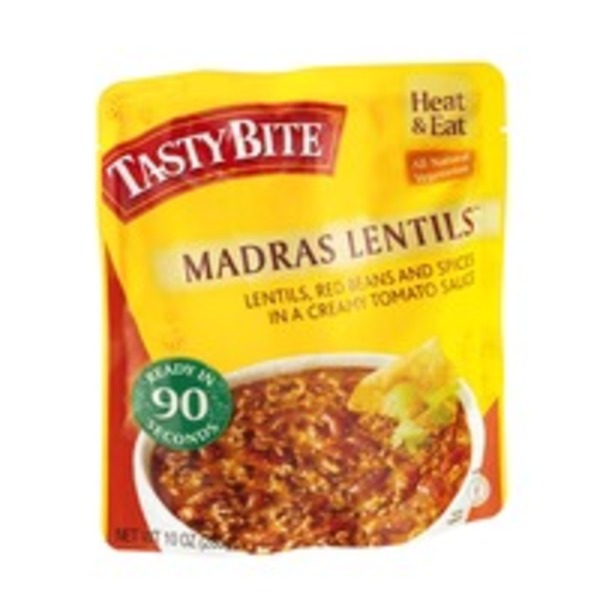 Tasty Bite 1 Step - 1 Minute Madras Lentils