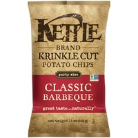 Kettle Brand® Krinkle Cut Classic Barbecue Potato Chips