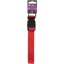 PetWear Large Dog Collar Red