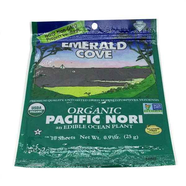 Emerald Cove Organic Pacific Nori