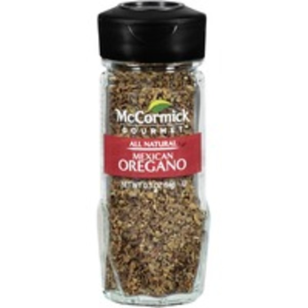 McCormick Gourmet Collection All Natural Mexican Oregano