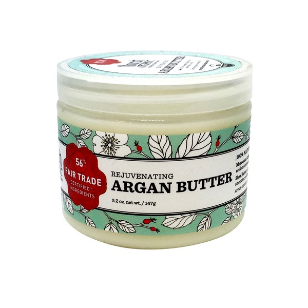 Nourish Argan Butter