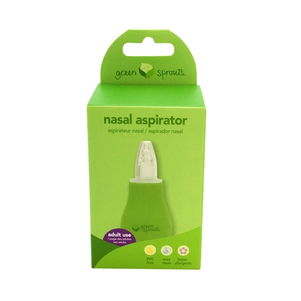 Green Sprouts by iPlay Baby Nasal Aspirator