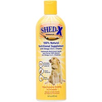 Shed X Dermaplex Liquid Supplement For Dogs