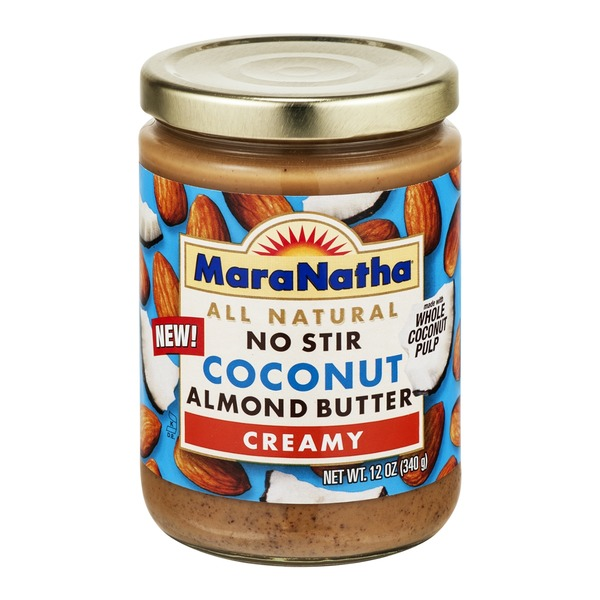 Maranatha All Natural Coconut Almond Butter Creamy