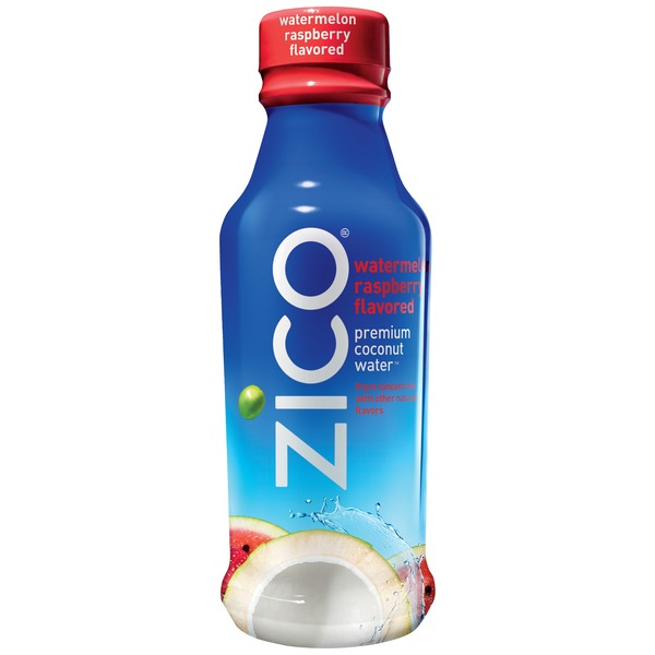 Zico Watermelon Raspberry Beverage Coconut Water
