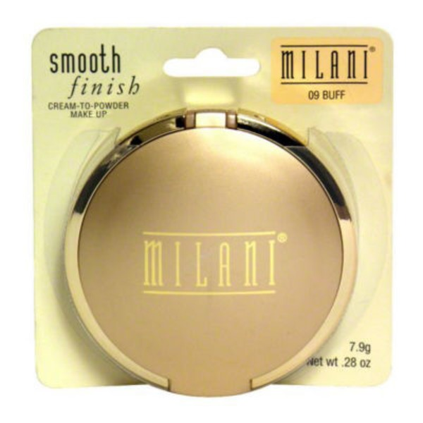 Milani Smooth Finish Cream-to-Powder  Buff