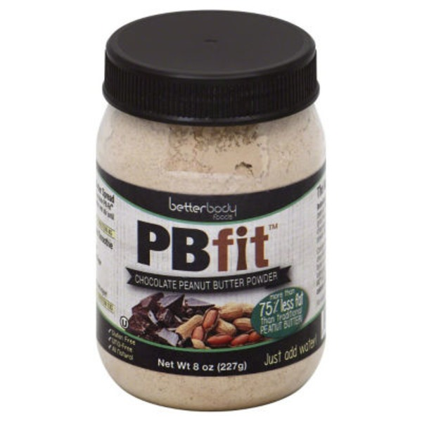 PBfit Chocolate Peanut Butter Powder