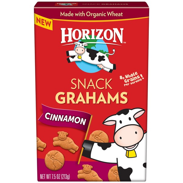 Horizon Cinnamon Grahams