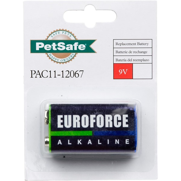Pet Safe 9 V Alkaline Battery