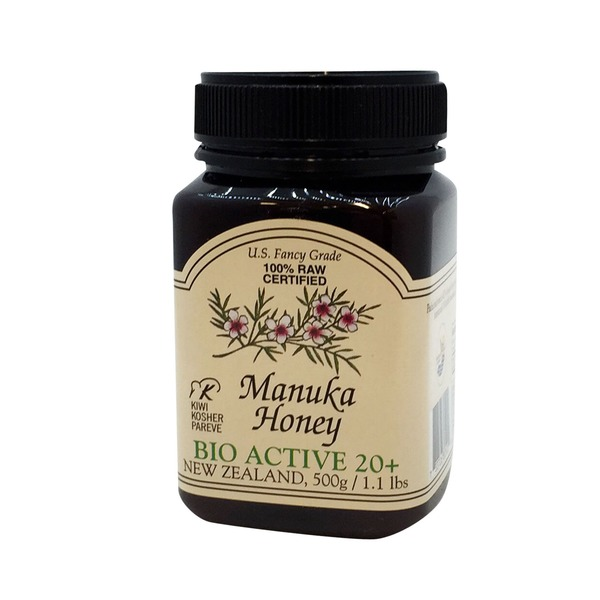 Pacific Resources Bio Active 20+ Manuka Honey