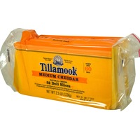 Tillamook Natural Medium Cheddar Deli Slices Cheese