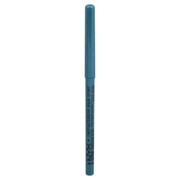 NYX Retractable Water Proof Eye Liner  - Turquoise Blue MPE09
