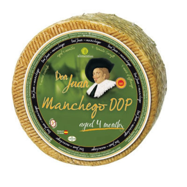 Don Juan 4 Month Aged Manchego Cheese