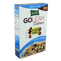 Kashi GoLean Vanilla Clusters Plant-Powered Cereal