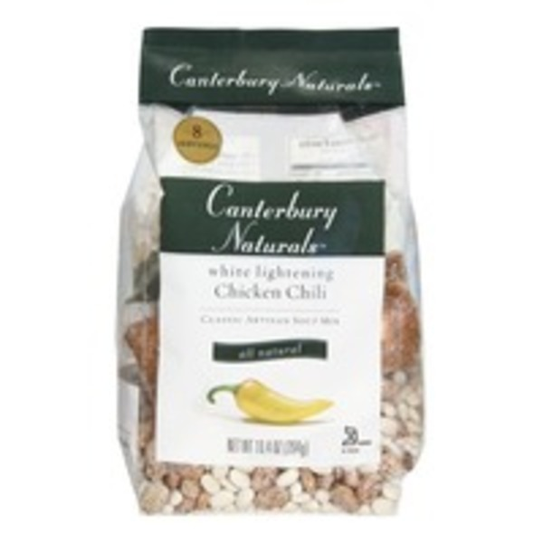 Canterbury Naturals White Lightening Chicken Chili Soup Mix