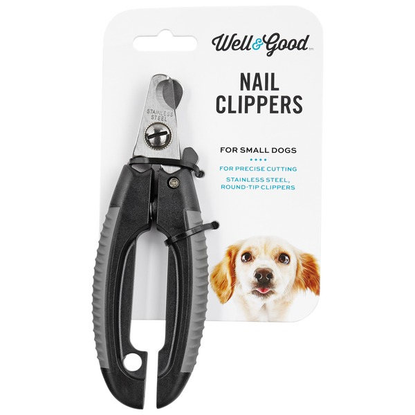 Well & Good Nail Clippers for Small Dogs