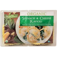 Pasta Prima Organic Spinach And Cheese Ravioli