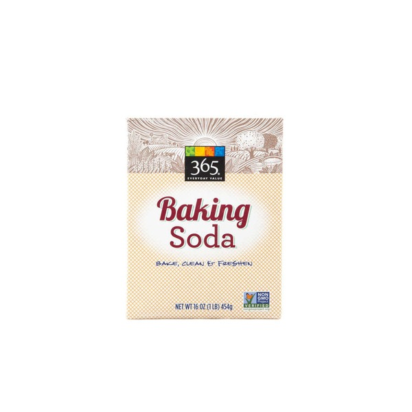 365 Natural Baking Soda