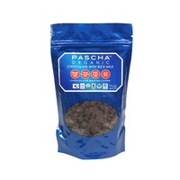 Pascha Organic Chocolate With Rice Milk Chocolate Baking Chips