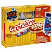 Oscar Mayer Extra Cheesy Pizza Lunchables