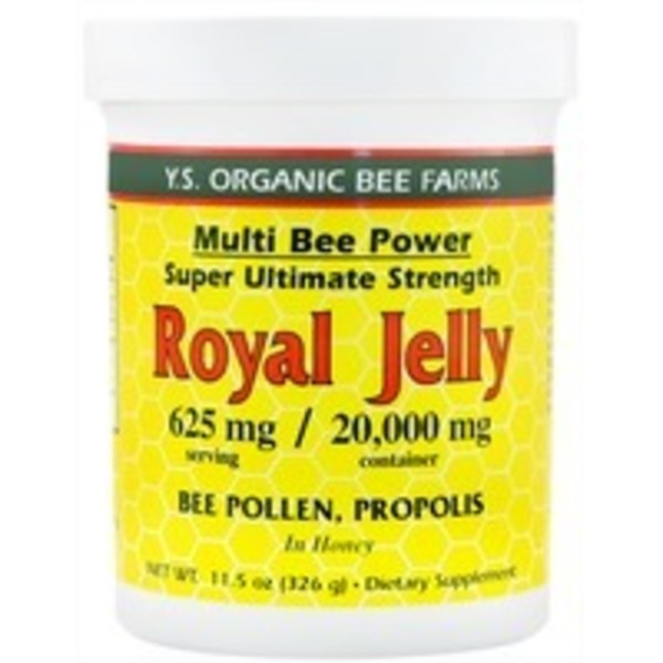 Y.S. Eco Bee Farms Royal Jelly