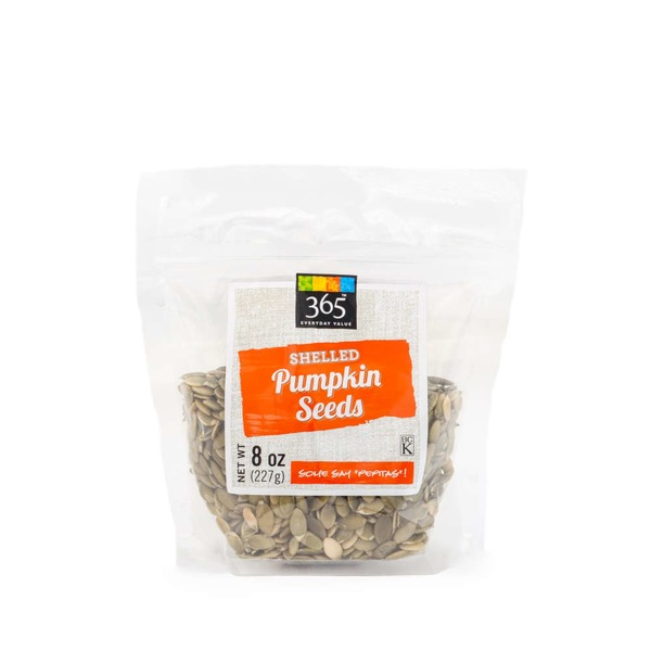 365 Pumpkin Seeds