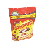 Starburst Minis Original Fruit Chews Unwrapped