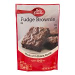 Betty Crocker® Brownie Mix Fudge 10.25 oz Pouch, 10.25 OZ