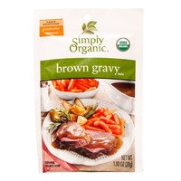 Simply Organic Organic Brown Gravy Seasoning Mix