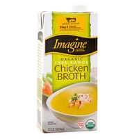 Imagine Foods Broth Free Range Chicken Organic