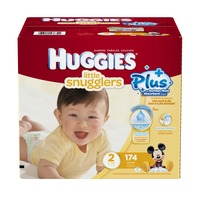 Huggies Little Snugglers Plus Size 2