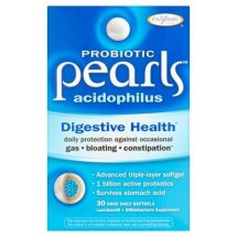Enzymatic Therapy Probiotic Pearls Acidophilus, Softgels, 30 Ct