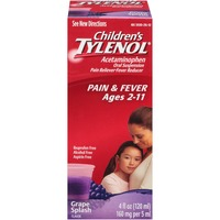Children's Tylenol® Grape Splash (Secondary Placement/Baby) Posted 2/26/2014 Children's