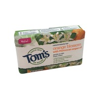 Tom's of Maine Orange Blossom With Moroccan Argan Oil Natural Beauty Bar