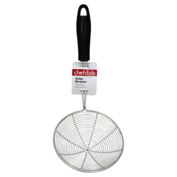 Chef Style Asian Strainer